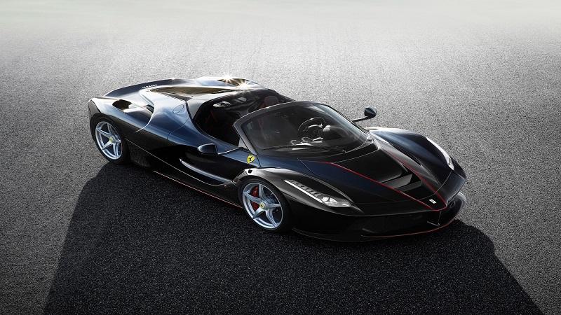 Ferrari's fastest convertible