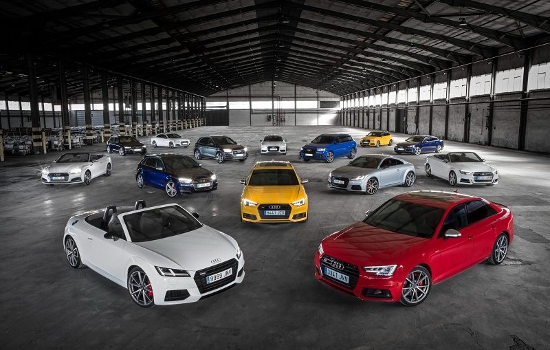 Discover All The Models Of The Range Audi S Autonags - All audi