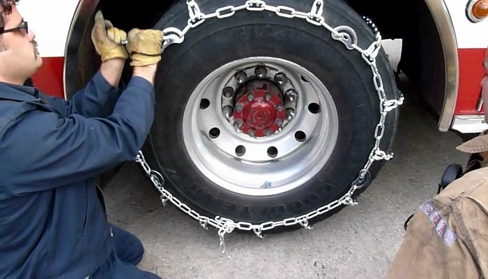 How and where to buy snow chains for your car