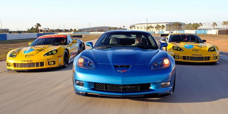 best corvettes