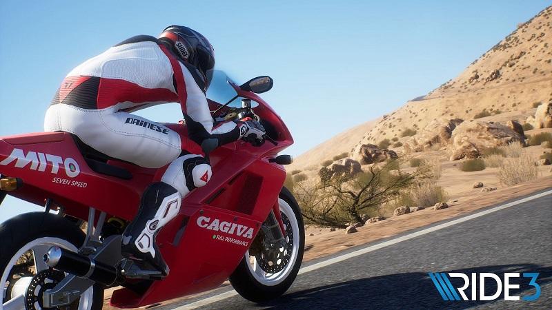 motorcycle video games