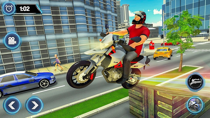 motorcycle video games