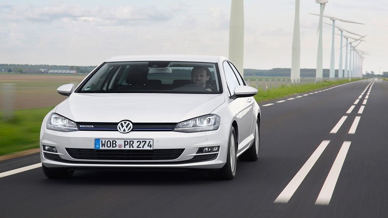 Volkswagen Golf 1.0 TSI BlueMotion