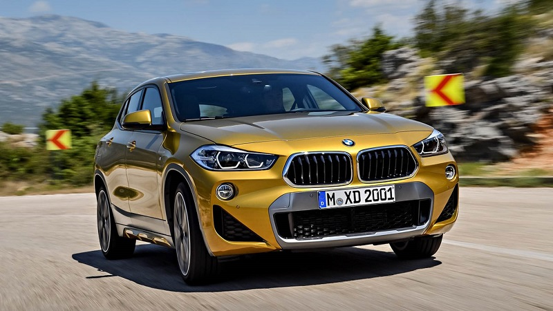Jaguar E-Pace or BMW X2