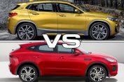 Jaguar E-Pace or BMW X2