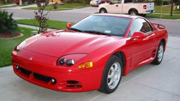 90s sports cars